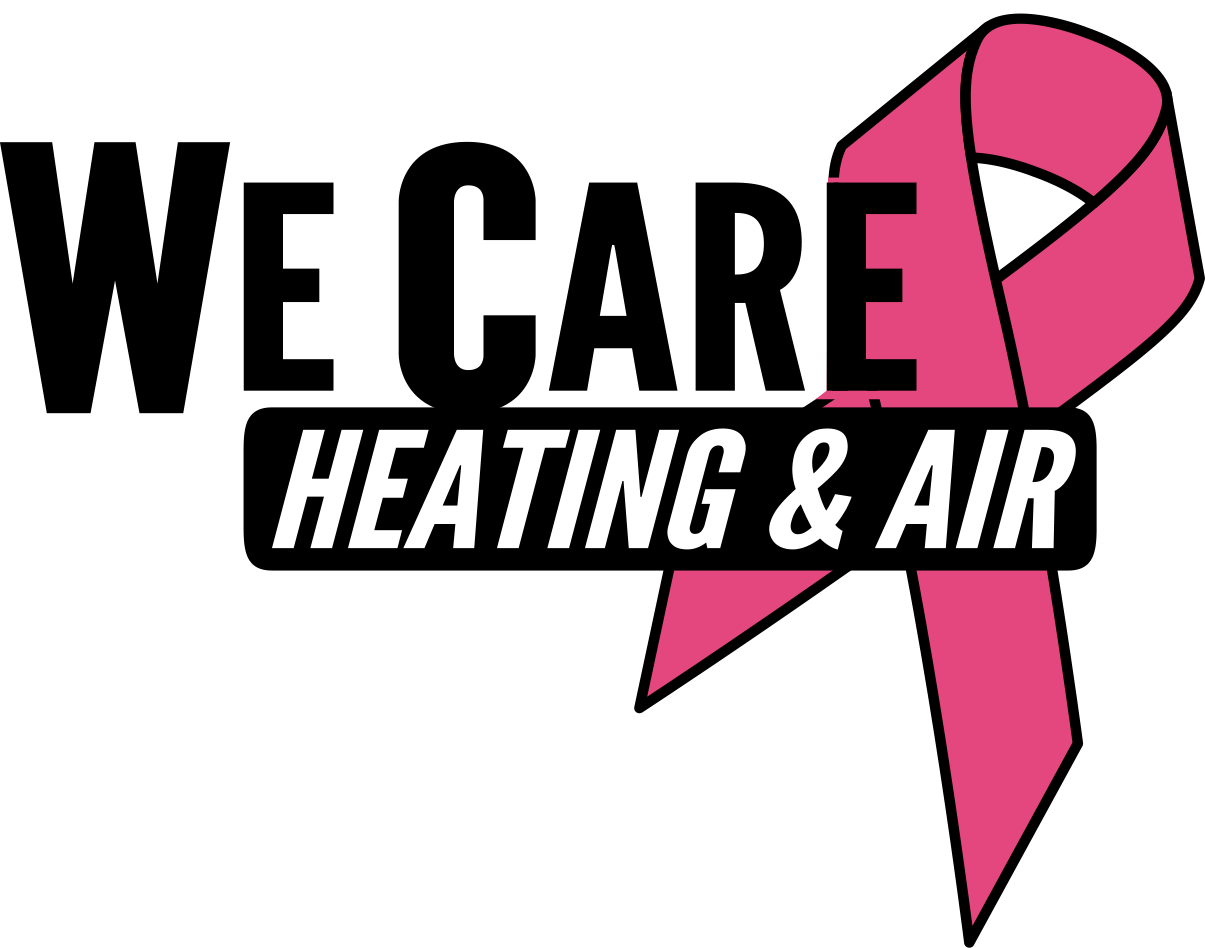 Logo We Care Heating & Air